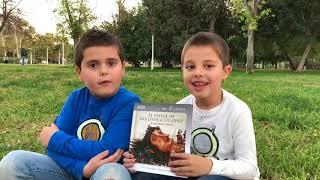 Àlex i Mario recomanen El viatge de Gulliver a Lil·liput