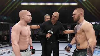 Artem Lobov vs. Conor McGregor ( EA Sports UFC 3) - CPU vs. CPU