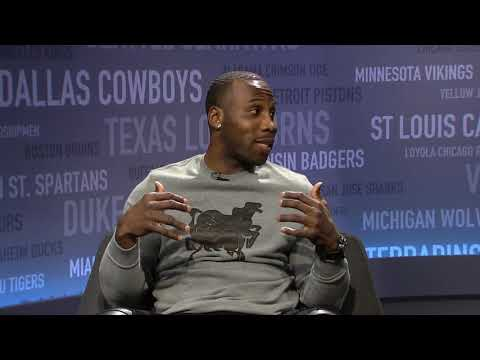 Former NFL WR Anquan Boldin Discusses Playing QB in High School and His Florida State Career