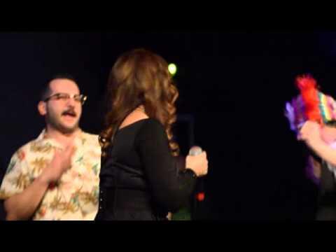 """Cristina D'Avena & Gem Boy """"Georgie"""" - Discoteca Nautilus 15/02/2014"""