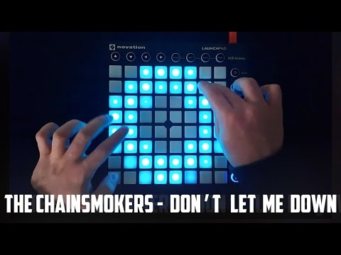 , title : 'The Chainsmokers - Don't Let Me Down - Launchpad Cover'