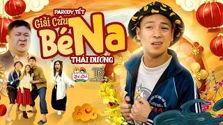 Phim ca nhạc | GIẢI CỨU BÉ NA  - Thái Dương - Dũng Hớn - Nguyễn Tú |  Parody Nhạc Chế