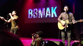 BBMak 2018. Out Of My Heart