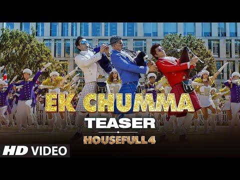Ek Chumma Song Teaser- Housefull 4