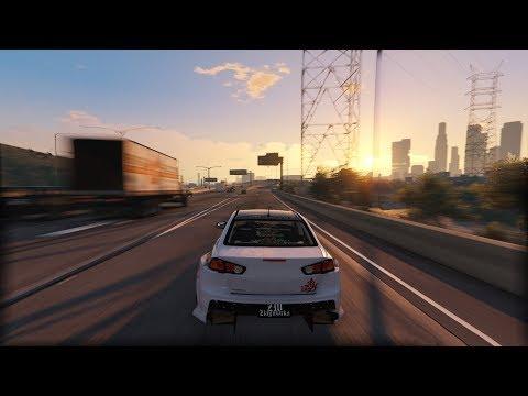 GTA 5 REAListic GRAPHICS MODS [DOF] - смотреть онлайн на Hah Life