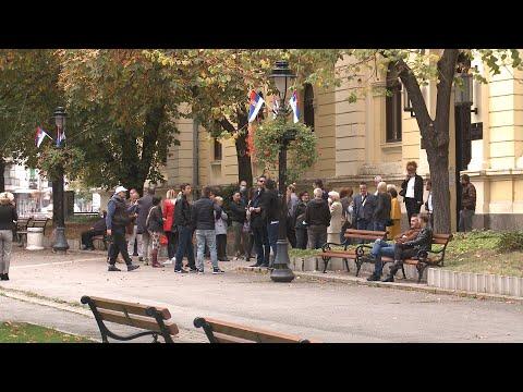 Advokati Privredne komore Zaječar pridružili se protestu kolega širom Srbije