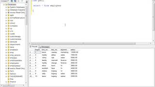 using greater than and less than in sql select statement
