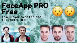 faceapp pro free ipa - TH-Clip