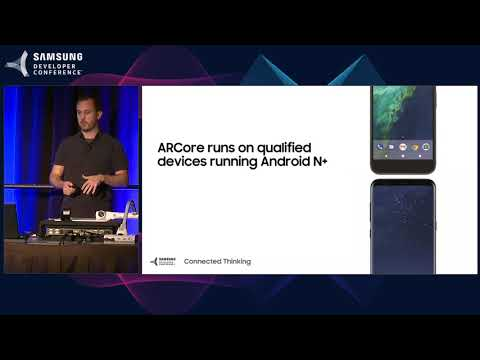 ARCore: Augmented Reality at Android Scale