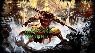 Diablo 3 Season 9 Innas Gen Monk GR75+