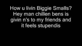 Big Poppa Lyrics-Biggie Smalls