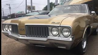1970 Olds 442 ~ Trunk Lock stopped working