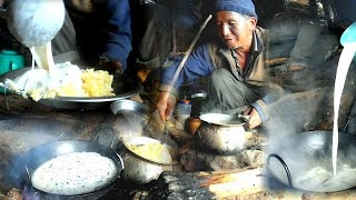 Organic Food & Healthy Life || Happier Himalayan People || Cooking & Eating