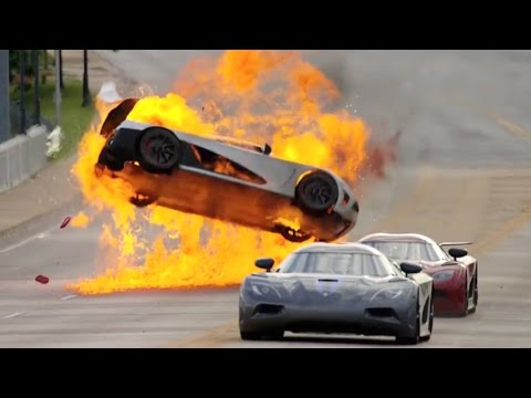 10 Awesome Movie Car Crashes