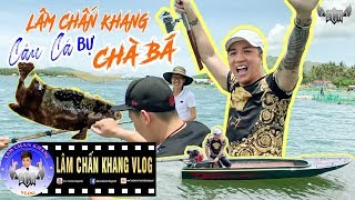 Lâm Chấn Khang Câu Cá Bự Chà Bá Ở Quy Nhơn | Lâm Chấn Khang Đời Thường 2019