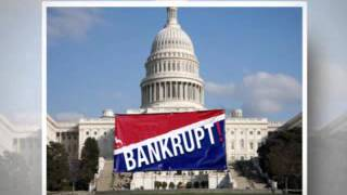 """10-13-15  Prophetic Word 3:00 a.m. In a vision I saw """"The United States is Bankrupt!"""""""