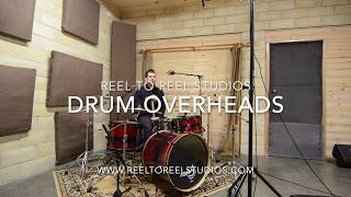 Recording Drum Overheads