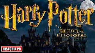 HARRY POTTER Y La Piedra Filosofal 2001 Juego Completo De La PELÍCULA En ESPAÑOL