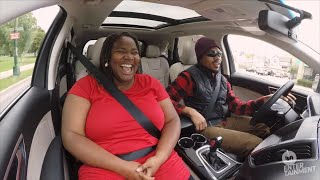 Chance the Rapper Goes Undercover as Lyft Driver to Support Chicago Schools