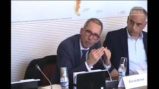 Dominik Stillhart et Mego Terzian sur la situation humanitaire en Syrie