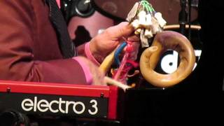 Dr. John live - Guilded Splinters, Drums, Gris Gris Gumbo Ya Ya - 4.5.16