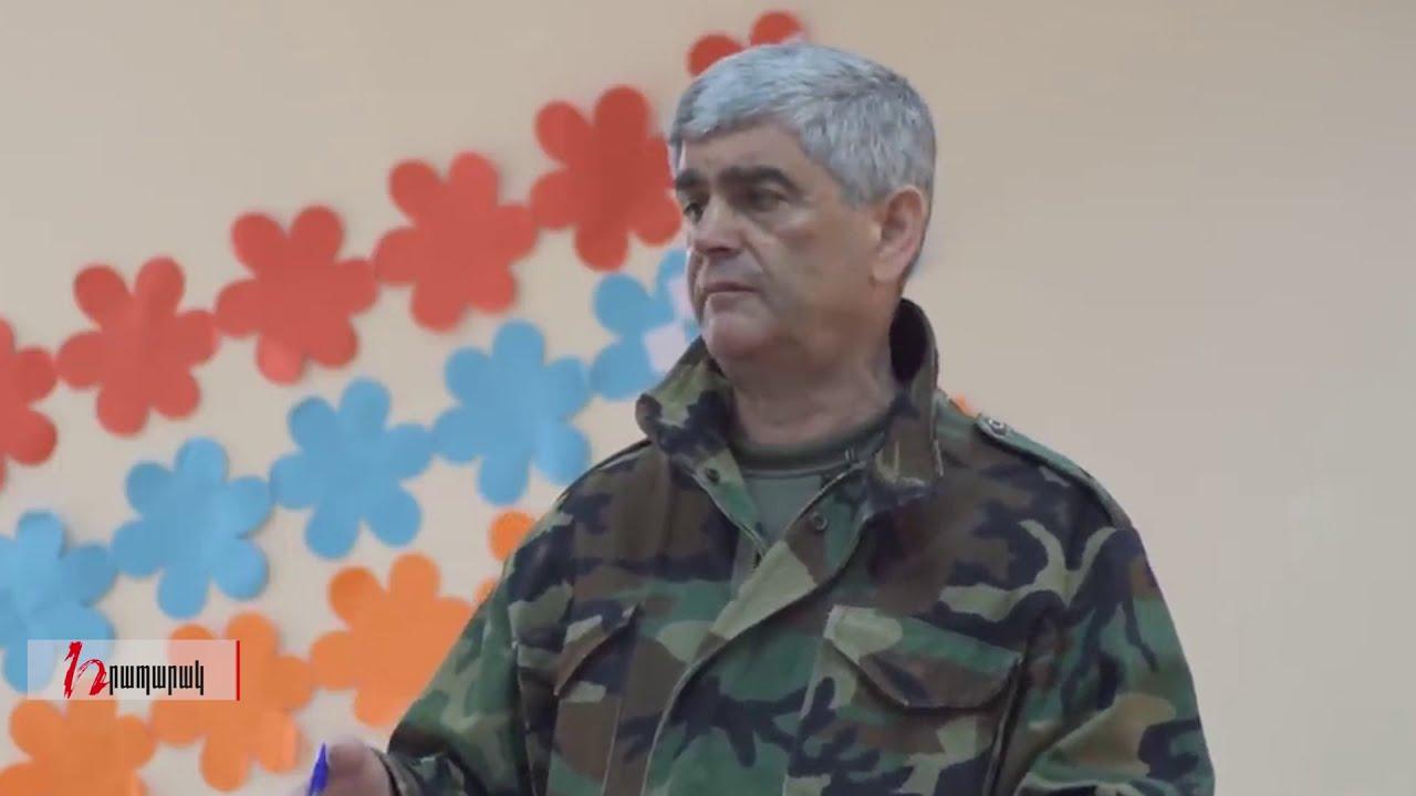 Ինչո՞ւ Վիտալի Բալասանյանին թույլ չտվեցին ստանձնել Շուշիի պաշտպանությունը