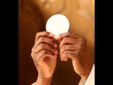 Santa Misa: lunes 16 de octubre de 2017 (de nazaret.tv)