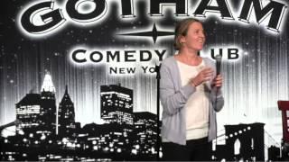 <b>Kate Campbell</b> / Veteran Attempts Humor  Gotham Comedy Club / NYC