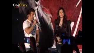 'Jai Ho' Promotion  Salman Khan, Daisy Shah - YouTube