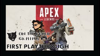 [ENG] [PS4] First Battle Royale Game Ever! Let's do it! Apex Legends!