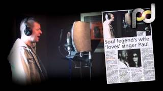 Lets Get It On Marvin Gaye  Performed By <b>Paul Stuart Davies</b>