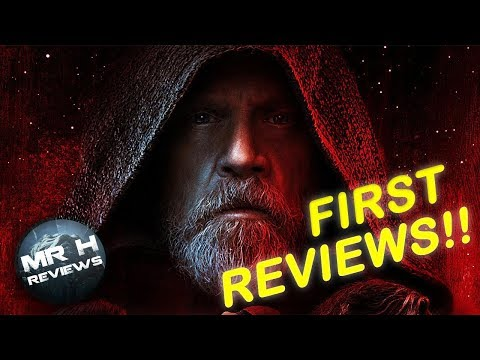 The Last Jedi REVIEWS