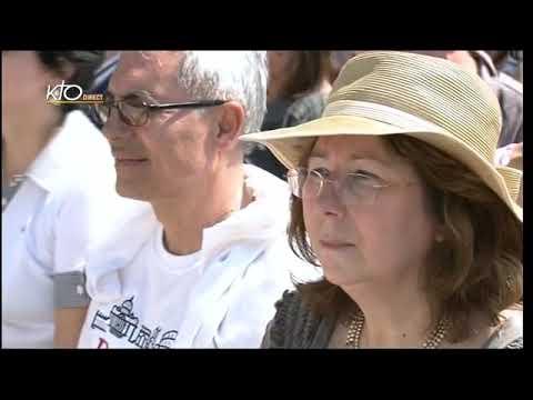 Messe pour la journée de l'Evangelium Vitae