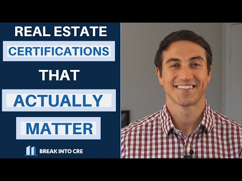 Licenses and Certifications That Actually Matter For Real Estate ...