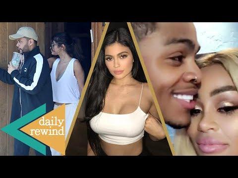 Selena Gomez & The Weeknd Birthday Celebration, Kylie Jenner HACKED, Blac Chyna's New Boo -DR
