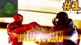 Iron Man [Stop Motion Movie]