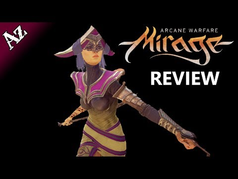 Mirage: Arcane Warfare Review video thumbnail