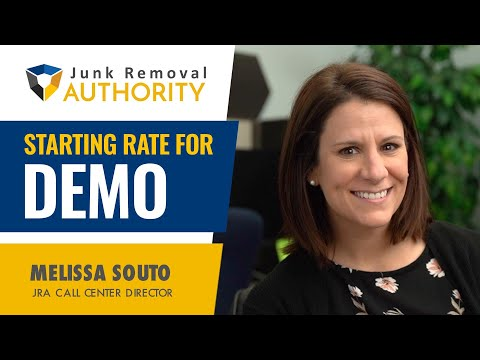 What's Your Starting Price for Demo Jobs? Should You Even Answer That Question If A Customer Asks?