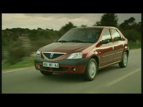 Dacia Logan Car Review Video