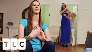 """6'9"""" High School Student Hopes Her Crush Will Ask Her To Prom! 