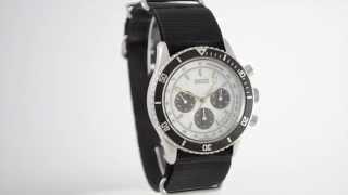 "ZENITH ""De Luca I"" seltener Armbandchronograph 01.0043.400"