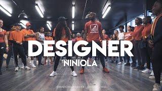 Niniola   Designer (feat. Sarz) | Meka Oku & Bad Gyal Cassie Choreography