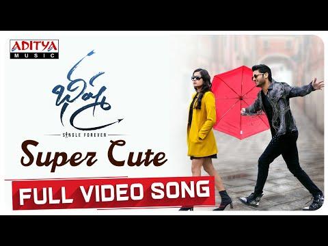 Super Cute Full Video Song - Bheeshma
