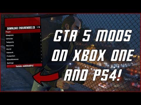 xbox 360 gta 5 1.26 online/offline mod menu + download