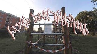 Locked Down Playground - FPV Cinematic