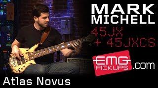 "Mark Michell performs ""Atlas Novus"" live on EMGtv"