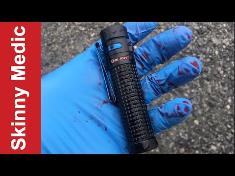 Olight S2R Baton II Flashlight Review