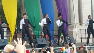 Todrick Hall   Nails Hair Hips Heels Denver Pride 2019