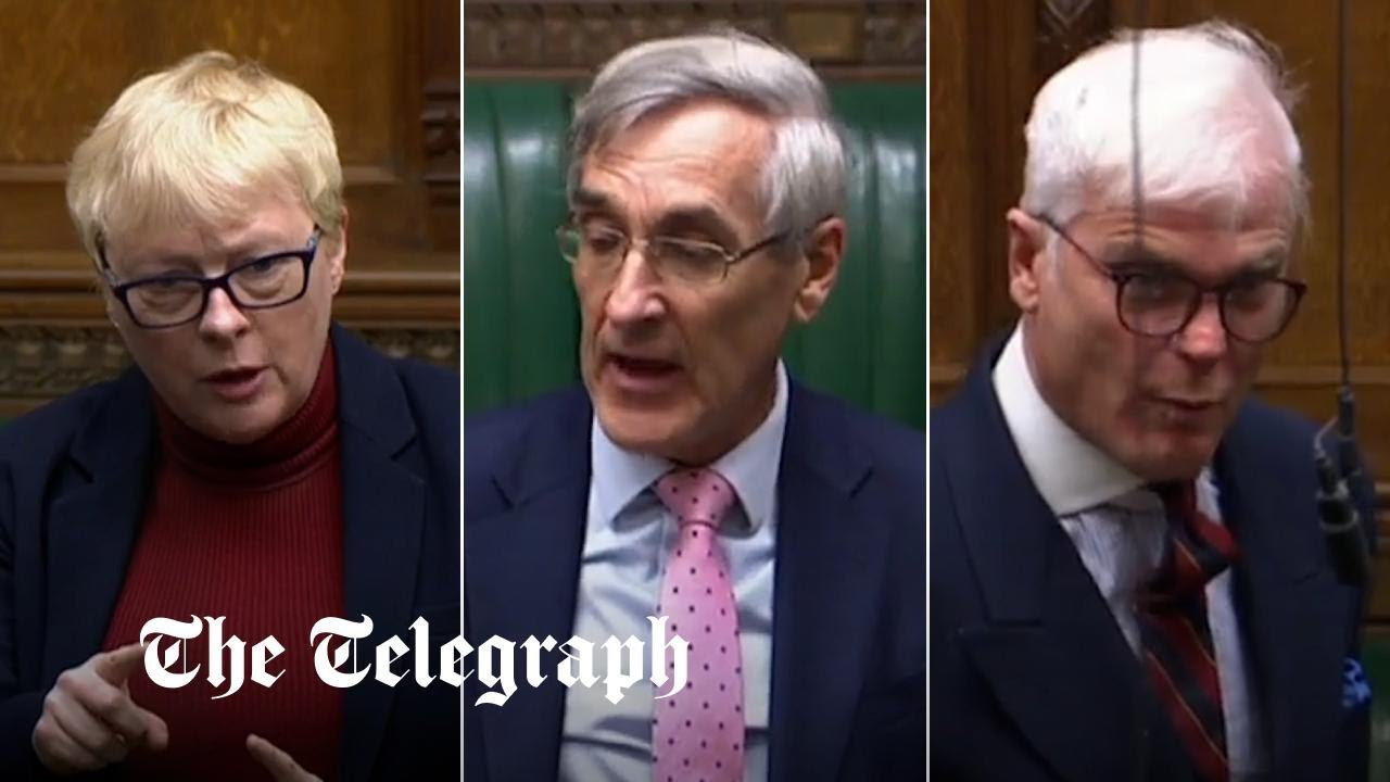 Ministers showing 'utter contempt' for Parliament over Budget briefings, claim MPs