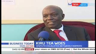 Disputes escalate between management of Kiru tea factory